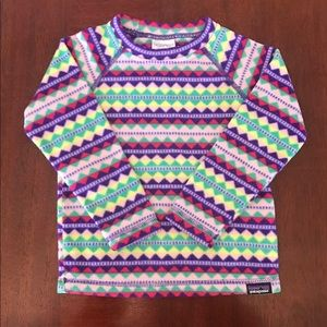 Patagonia kids fleece long sleeve